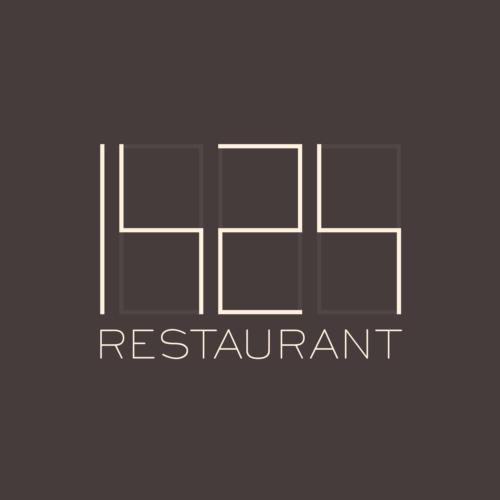 logo du restaurant bistronomique Le 1424 à champagne