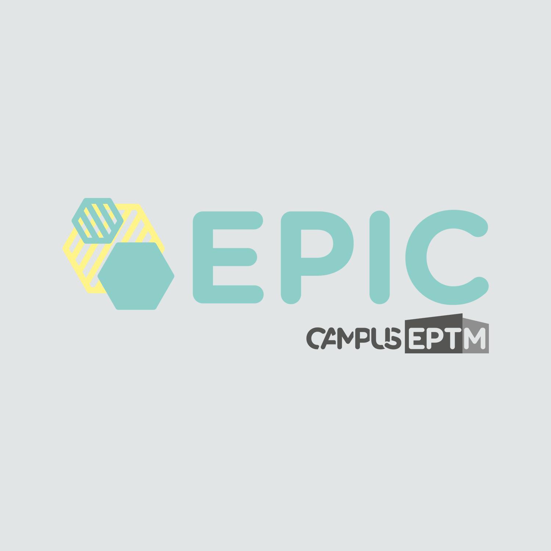 logo pour l'école de l'Epic à Monthey