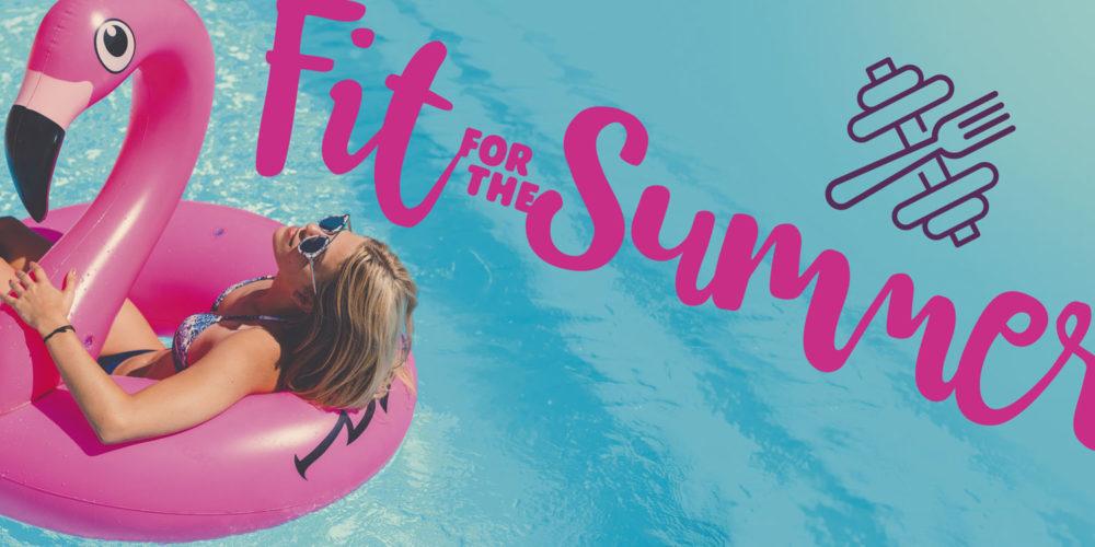 Flyer promotionnel pour l'été du fitness Free Moove