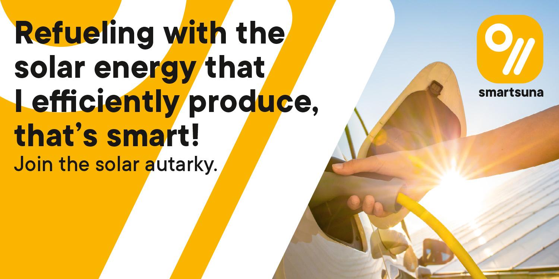 campagne d'affichage pour smartsuna